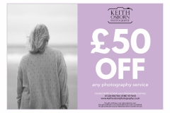 £50 Off Any Photography Service