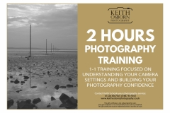 2 Hours 1-1 Photography Training - £35