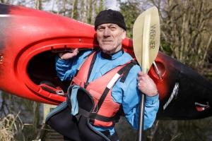 Andrew Kimber, Wensum Ospreys Canoe Club, River Wensum