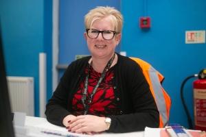 Claire Overson, Work Coach, Fakenham Jobcentre