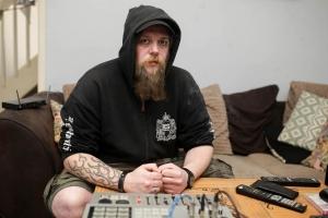 Neil  Elsegood, Black Metal Musician, Sculthorpe