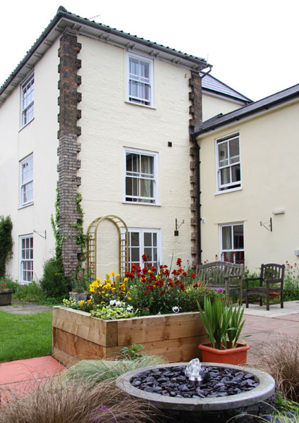 Woodspring House Care home
