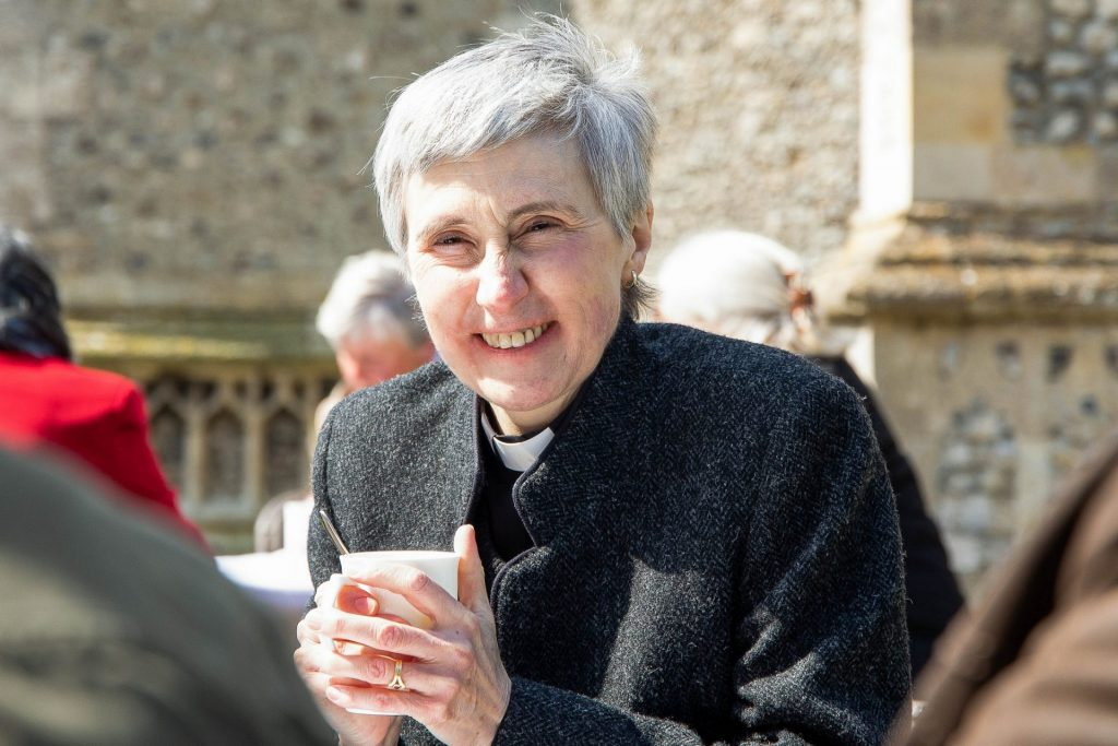 Bishop of Lynn designate - The Ven Dr Jane Steen